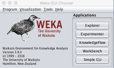 How To Load CSV Machine Learning Data in Weka